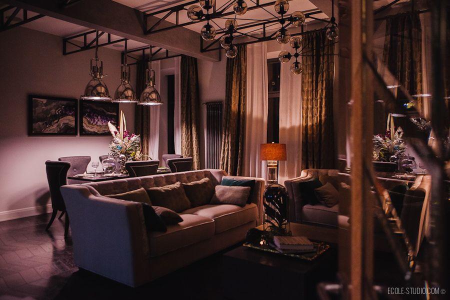 Дизайн квартиры под ключ от Ecole-Studio. Вот как это стало